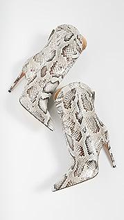 Alexandre Birman Esther 100 异国风情靴子