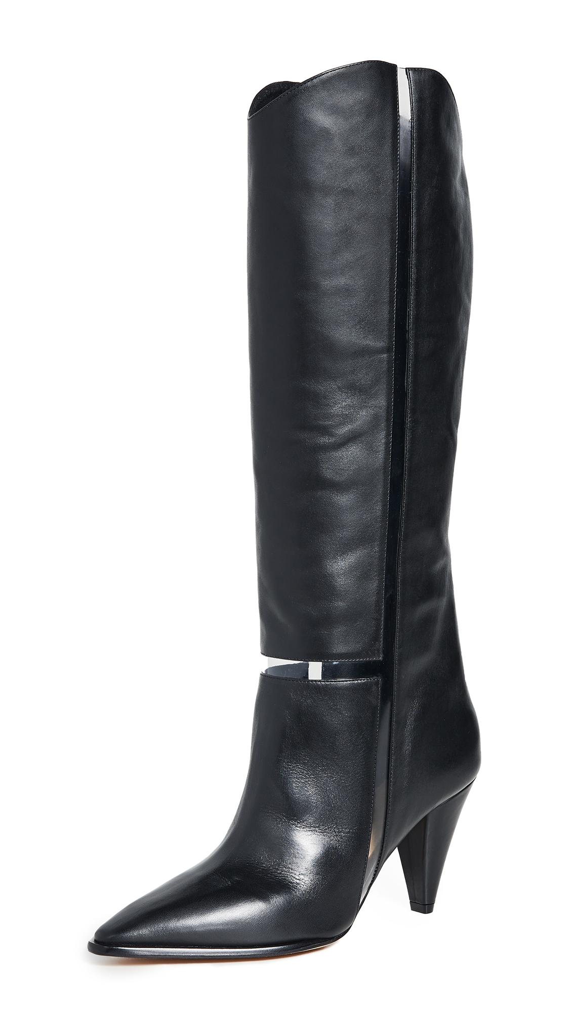 Buy Alexandre Birman online - photo of Alexandre Birman Dora 90mm Boots