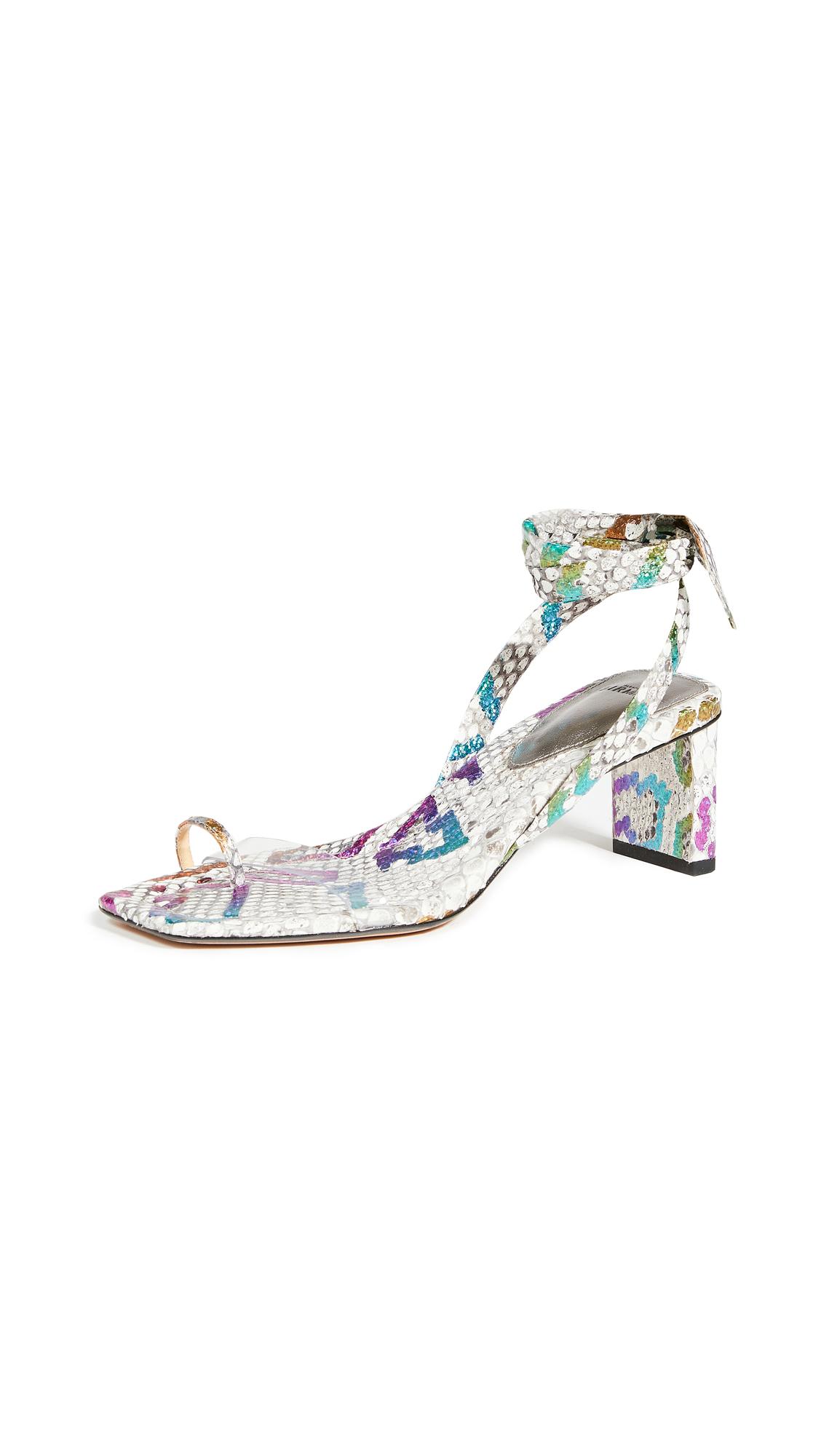Buy Alexandre Birman Katie Exotic Sandals online, shop Alexandre Birman