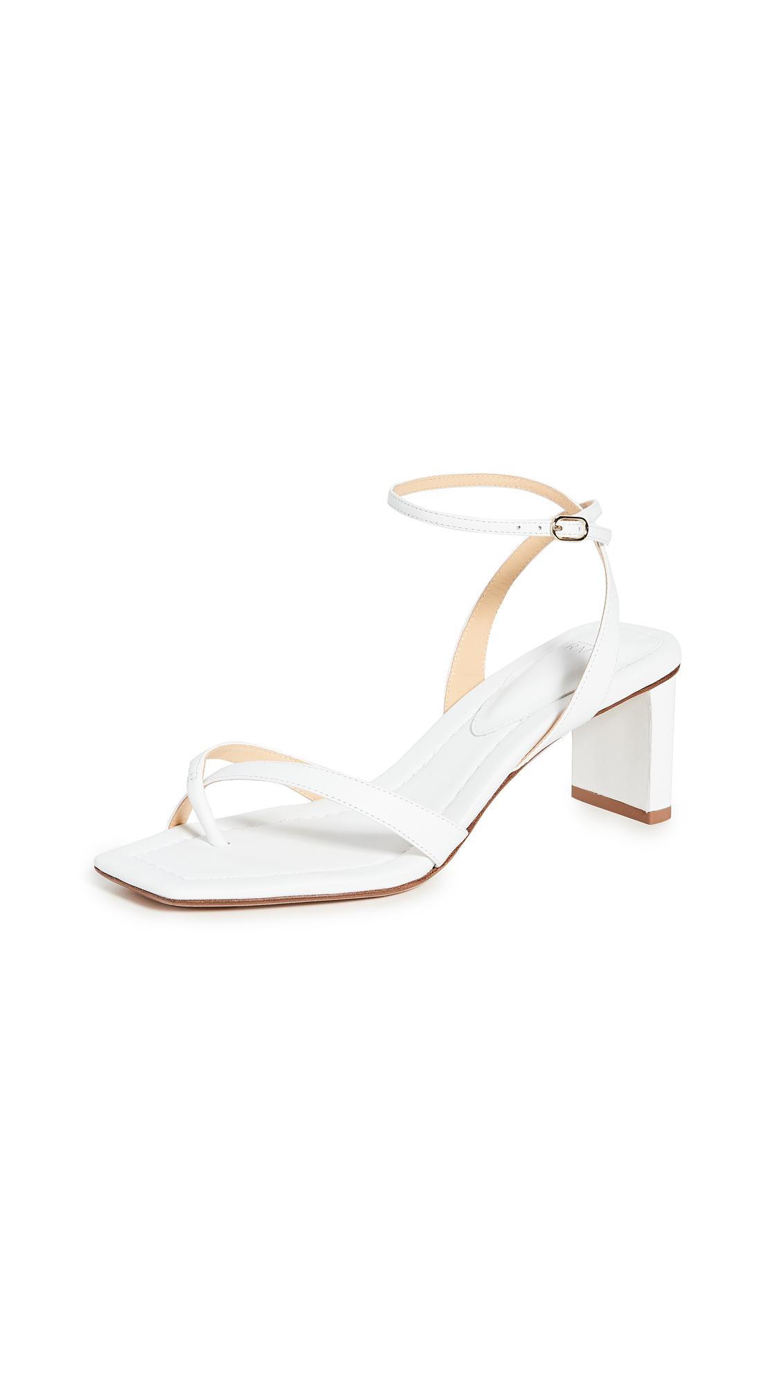 Buy Alexandre Birman Nelly Square Sandals online, shop Alexandre Birman