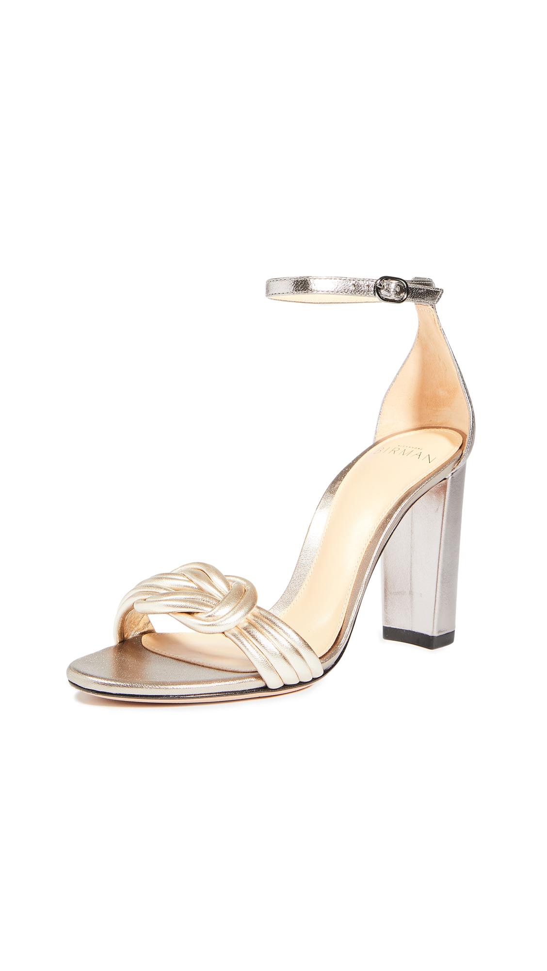 Buy Alexandre Birman Chiara 90mm Block Sandals online, shop Alexandre Birman
