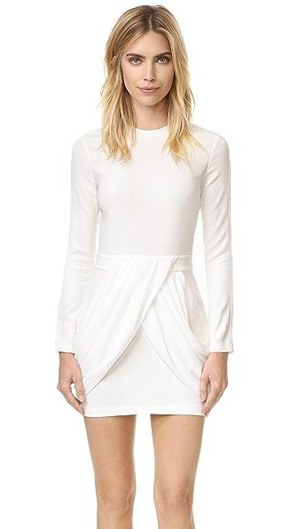 A.L.C. Tolan Dress - White/White