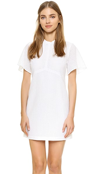 A.L.C. Bridges Dress - White