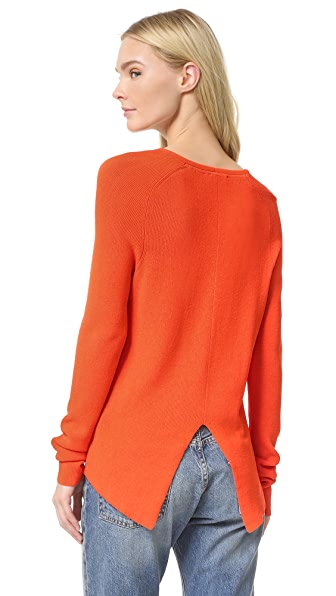 A.L.C. Rhodes Sweater - Guava at Shopbop