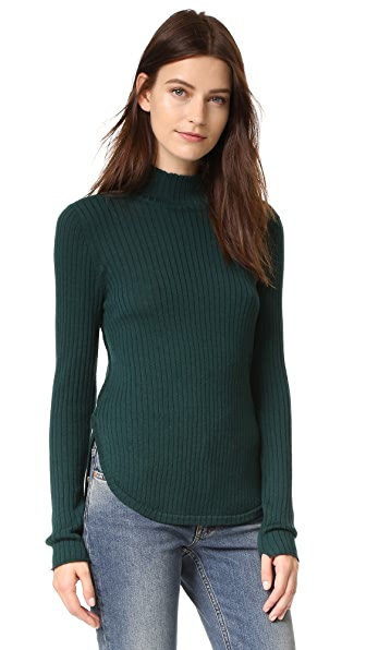 A.L.C. Bev Sweater - Emerald at Shopbop