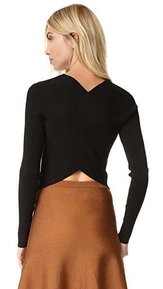 A.L.C. Chance Sweater - Black at Shopbop
