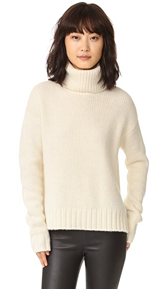 A.L.C. Jake Sweater - White at Shopbop