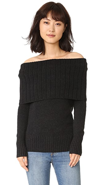 A.L.C. Monica Sweater - Dark Charcoal at Shopbop