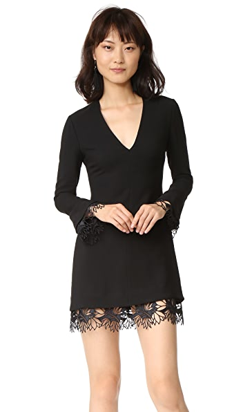A.L.C. Jamie Dress - Black