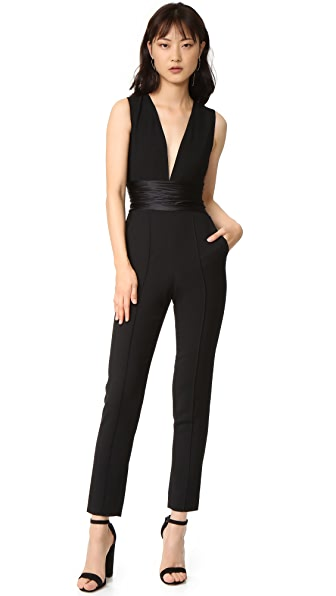 A.L.C. Beni Jumpsuit - Black