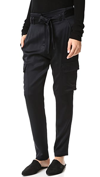 A.L.C. Adam Pants - Black