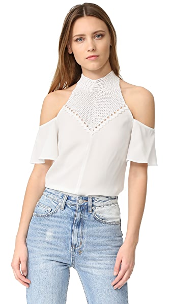 A.L.C. Rora Top - White