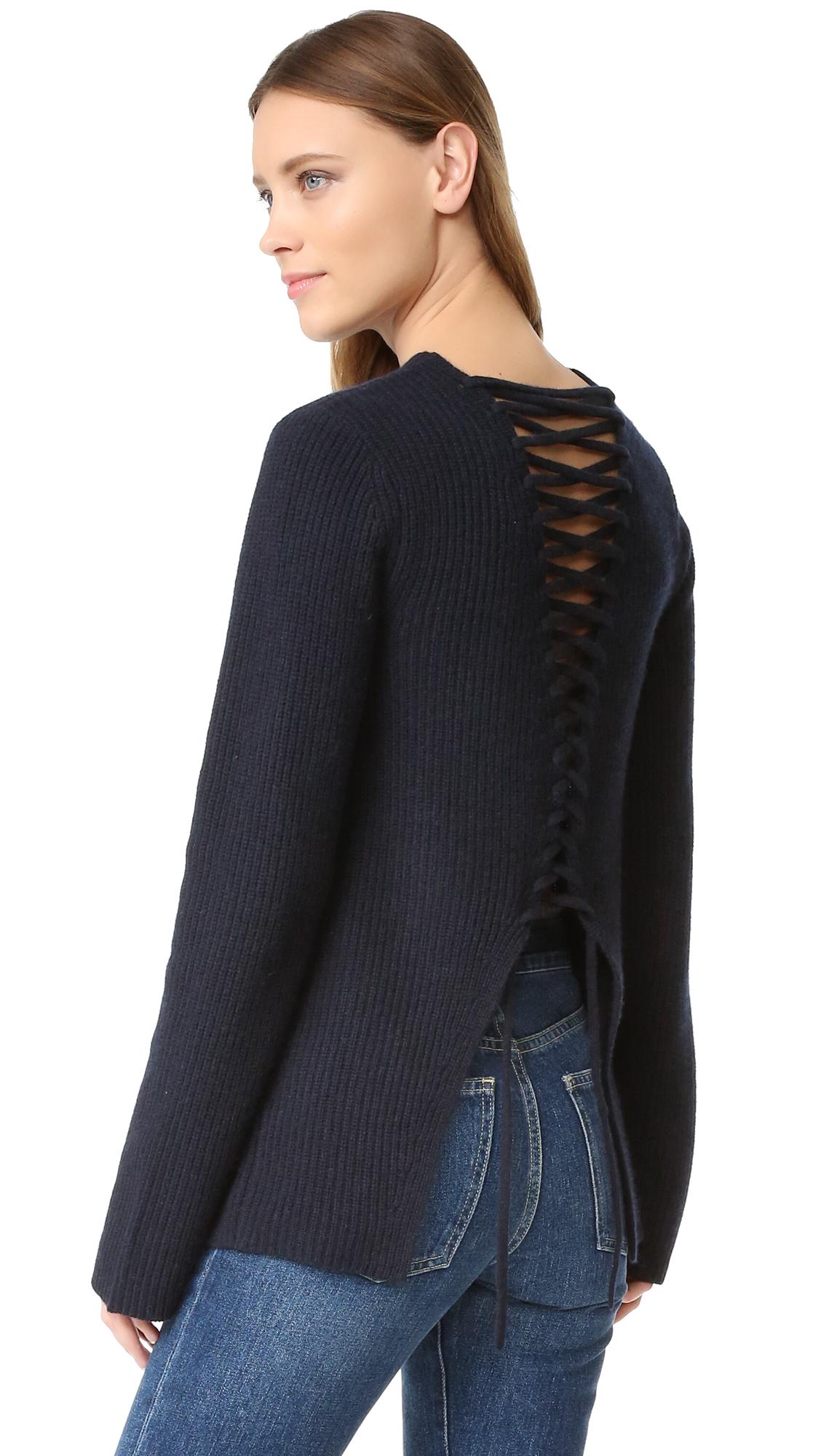 A.L.C. Markell Sweater - Midnight at Shopbop