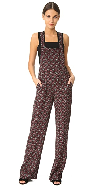 A.L.C. Kitt Jumpsuit - Black