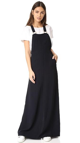 A.L.C. Campos Maxi Dress - Midnight