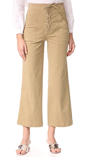 A.L.C. Kyt Pants In Khaki