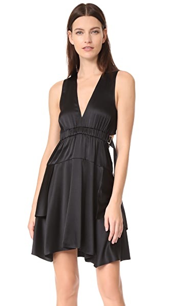 A.L.C. Nahia Dress In Black