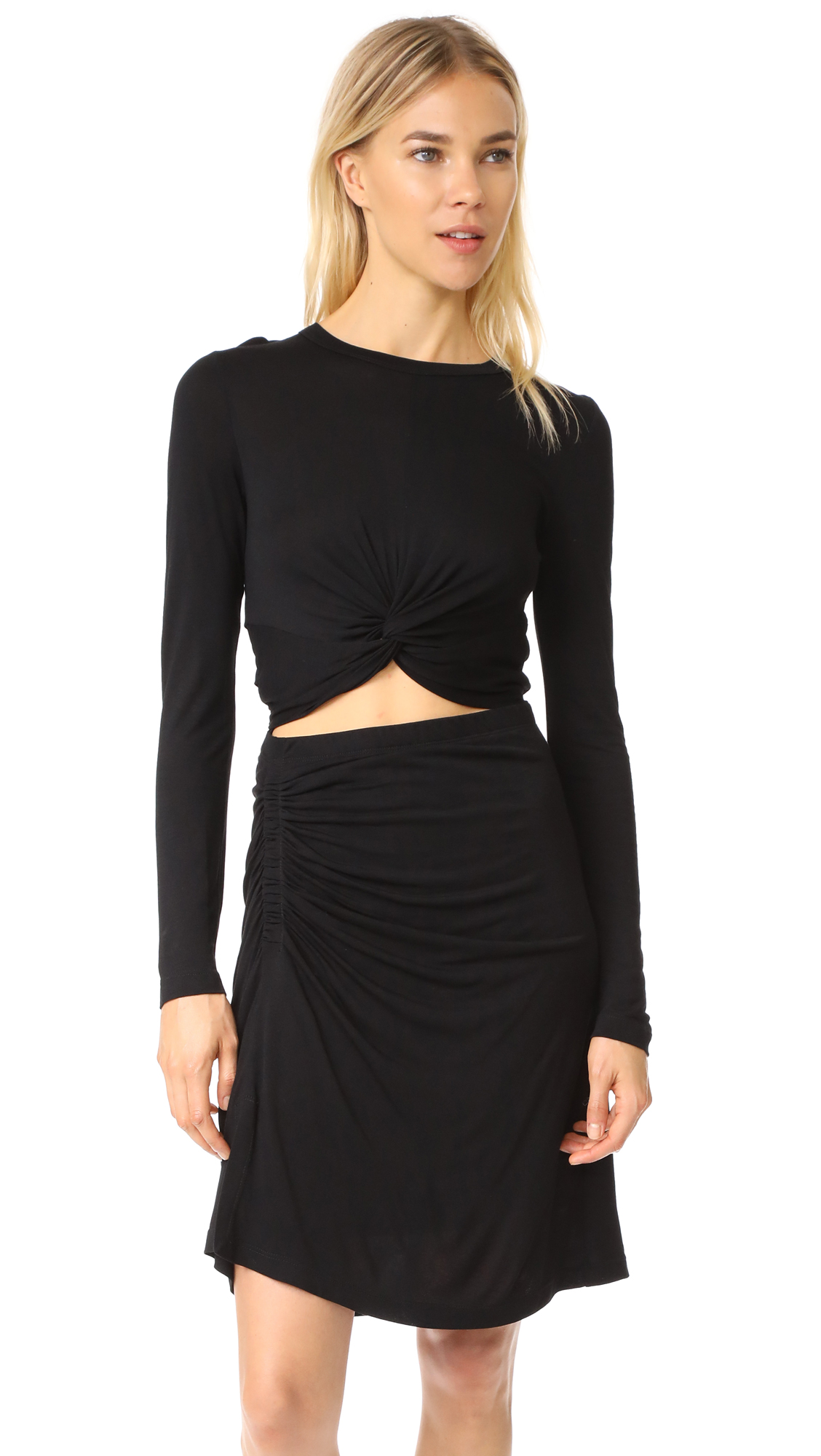 A.L.C. Georgi Dress - Black
