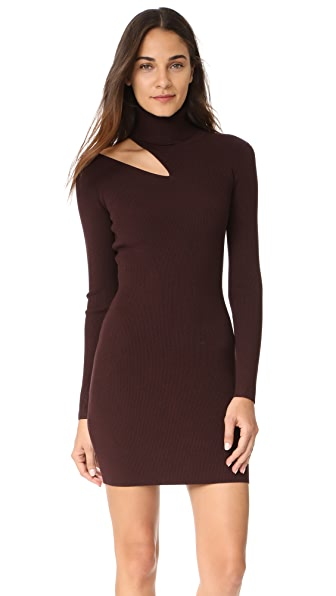 A.L.C. West Dress - Raisin