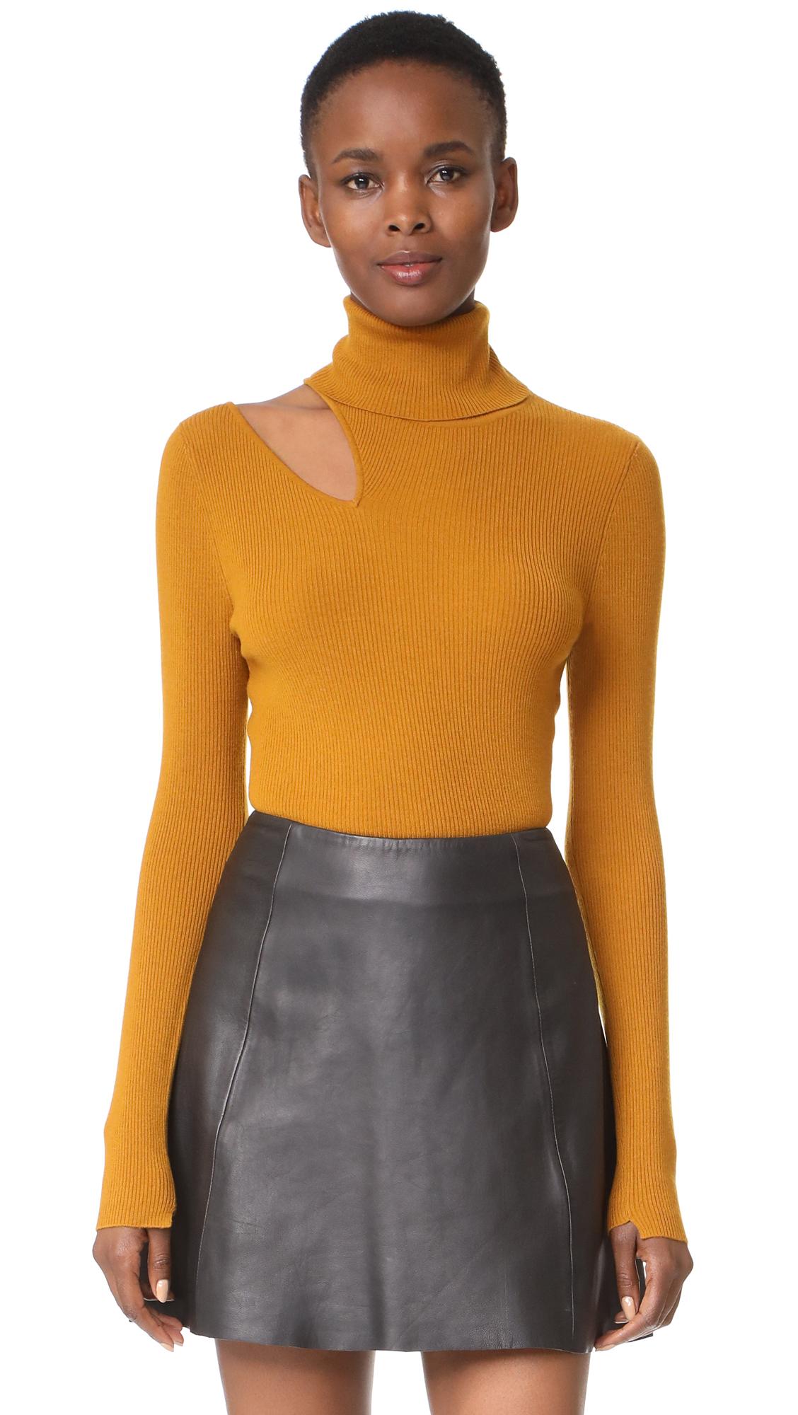 A.L.C. Kara Sweater - Amber