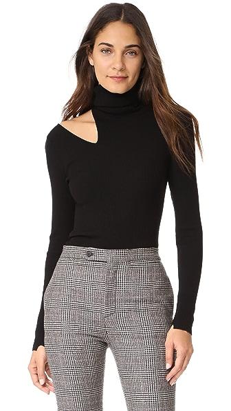 A.L.C. Kara Sweater In Black
