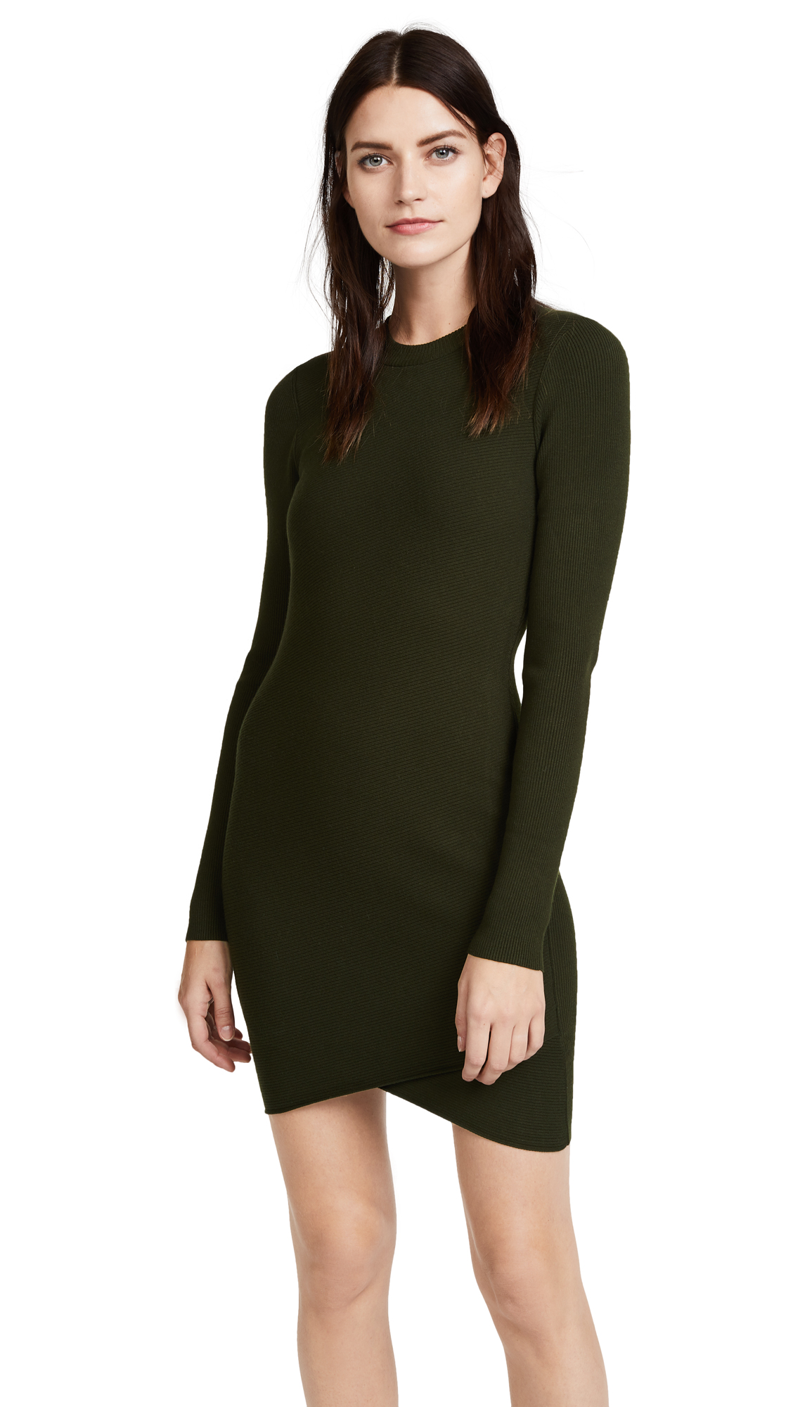 A.L.C. Lara Dress - Seaweed