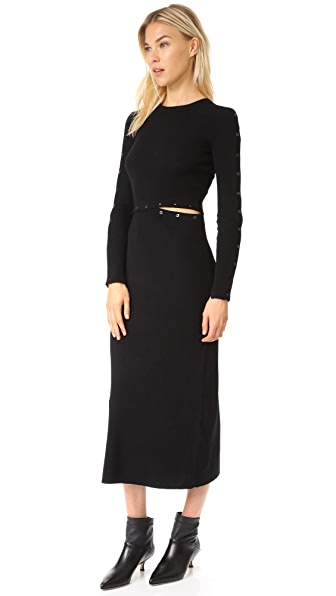 A.L.C. Sophie Dress - Black