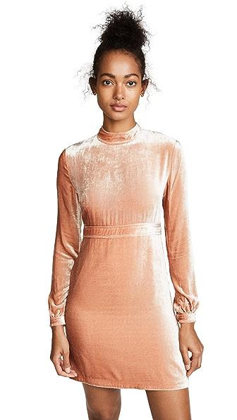 A.L.C. Gemma Dress In Rose