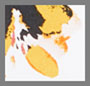 Eggshell/Saffron
