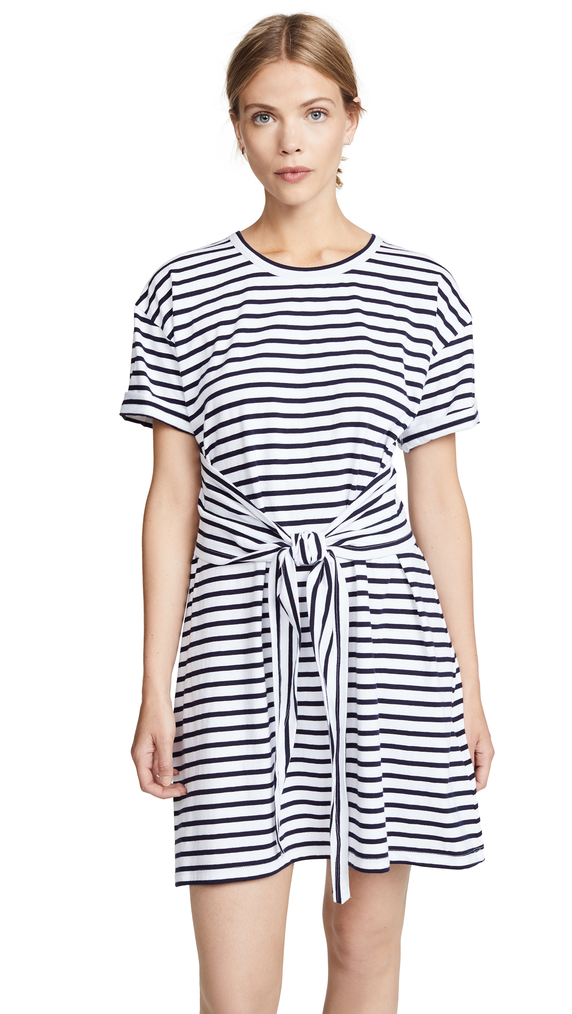 A.L.C. Raleigh Striped Dress