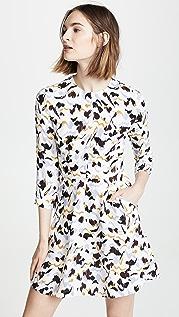 A.L.C. 毛圈布连衣裙