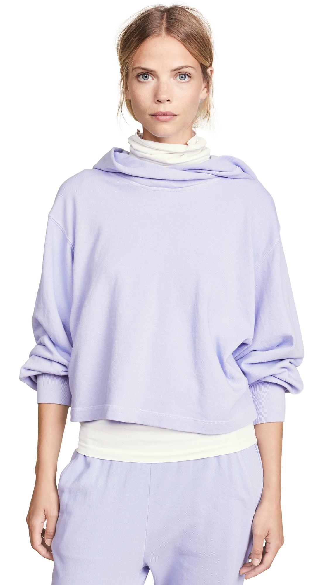 A.L.C. Ash Sweatshirt In Lavender