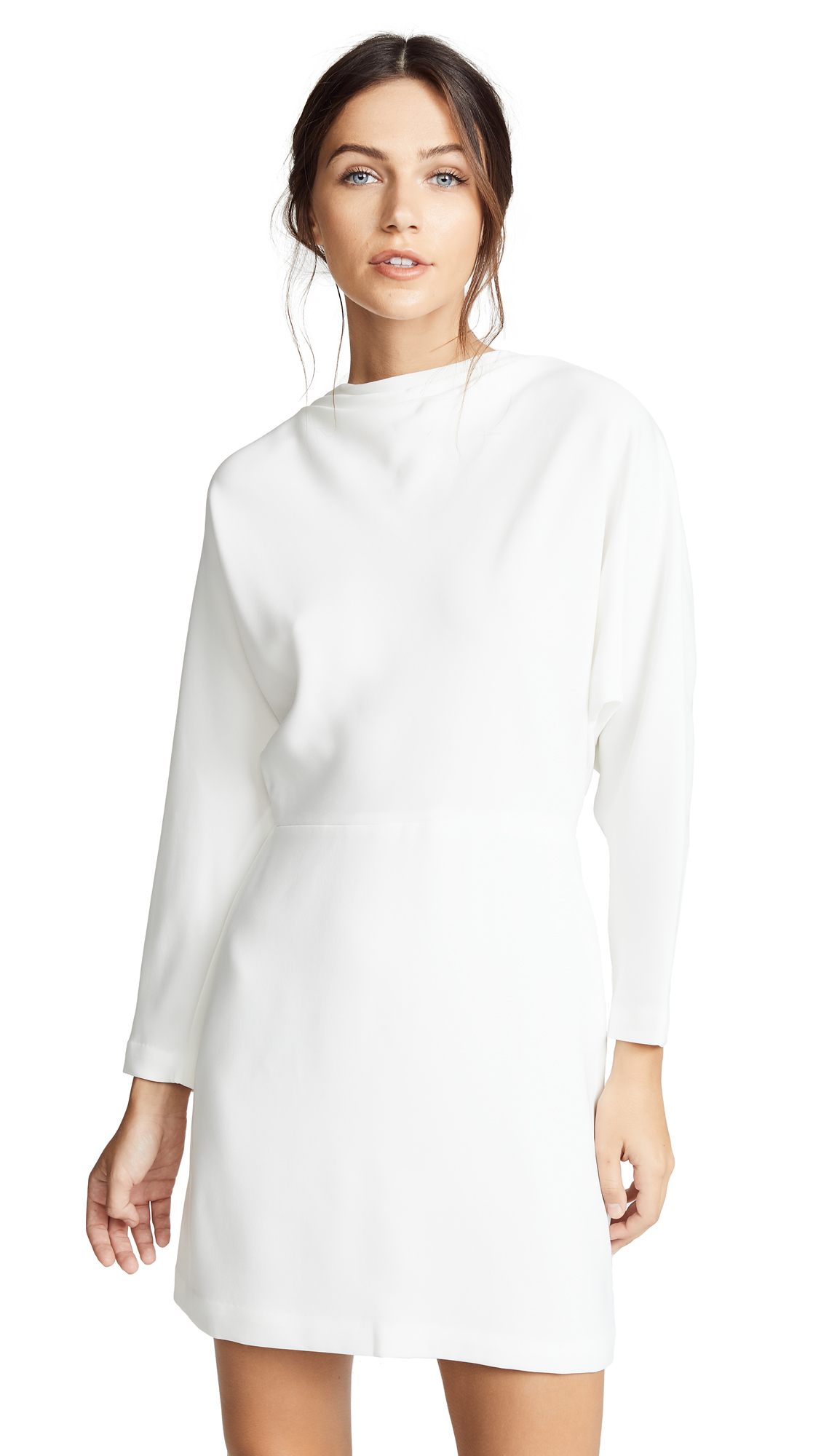 A.L.C. Marin Dress In White