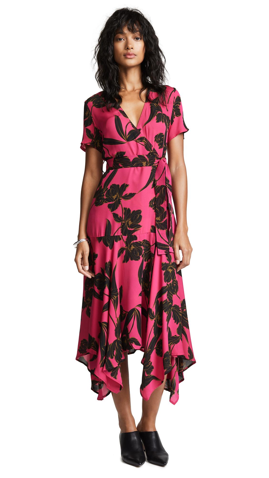 A.L.C CORA DRESS