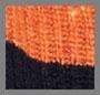 оранжевый/средний/разноцветный