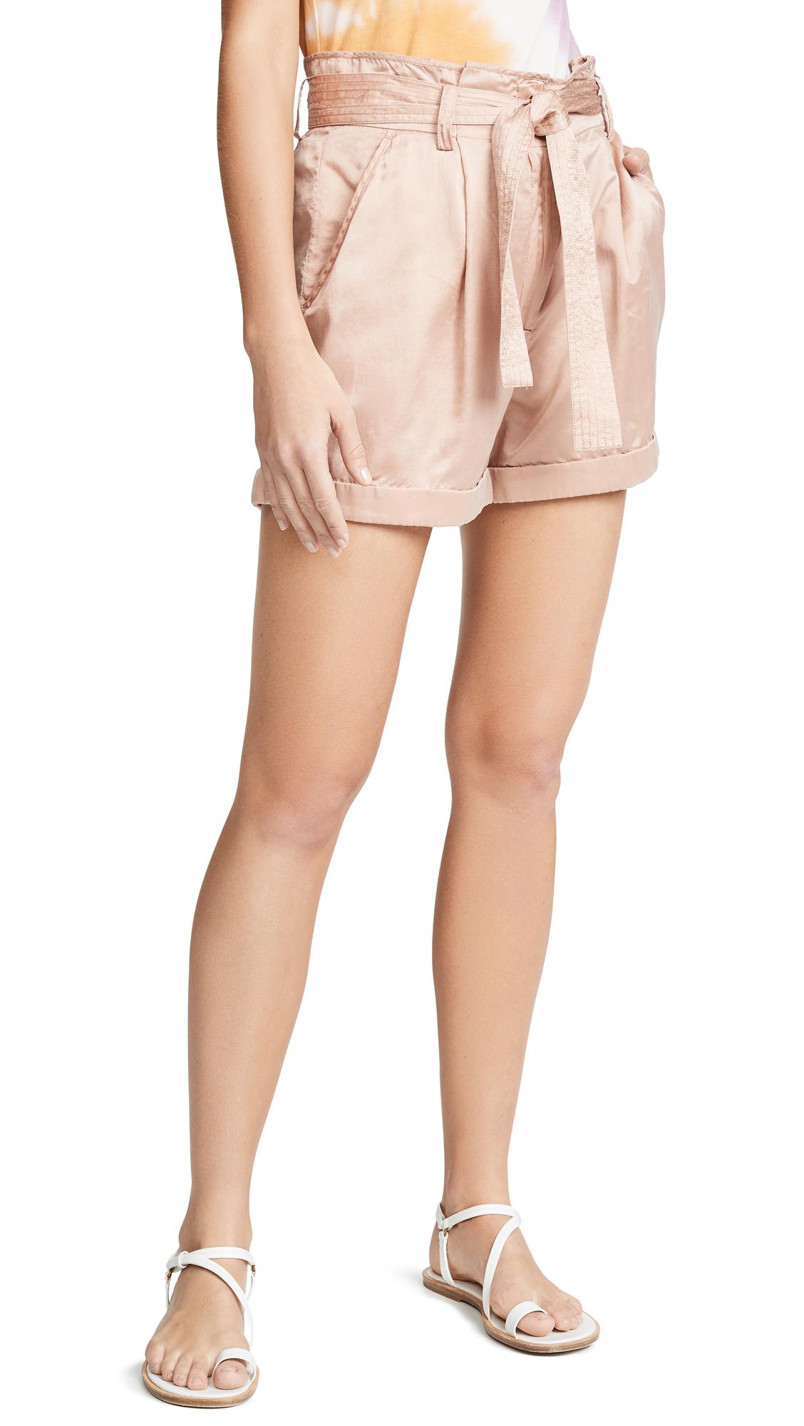 A.L.C. Merrick Shorts - Dusty Rose