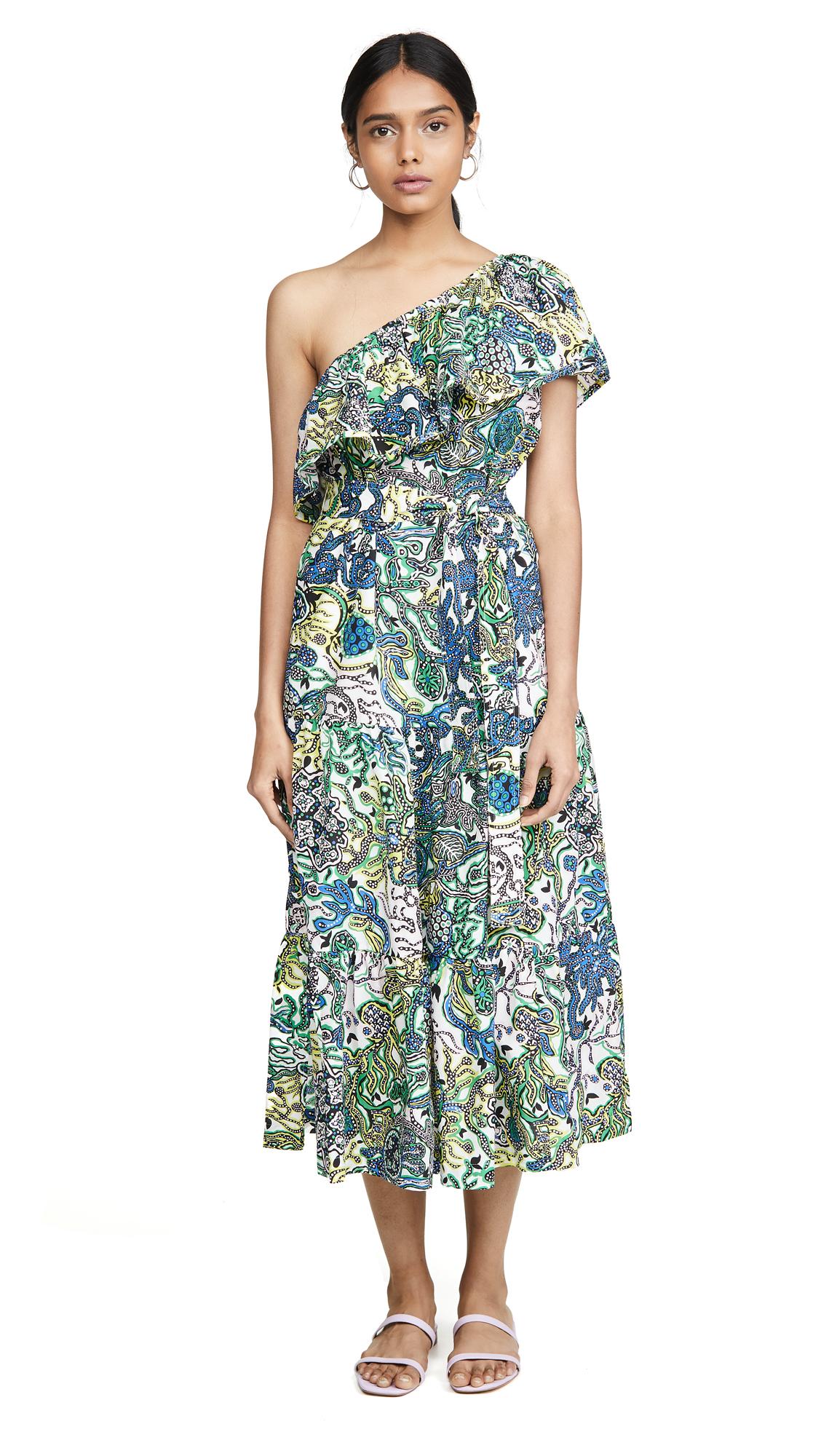 A.L.C. Janelle Dress - Multi