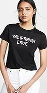 A.L.C. California Love T 恤