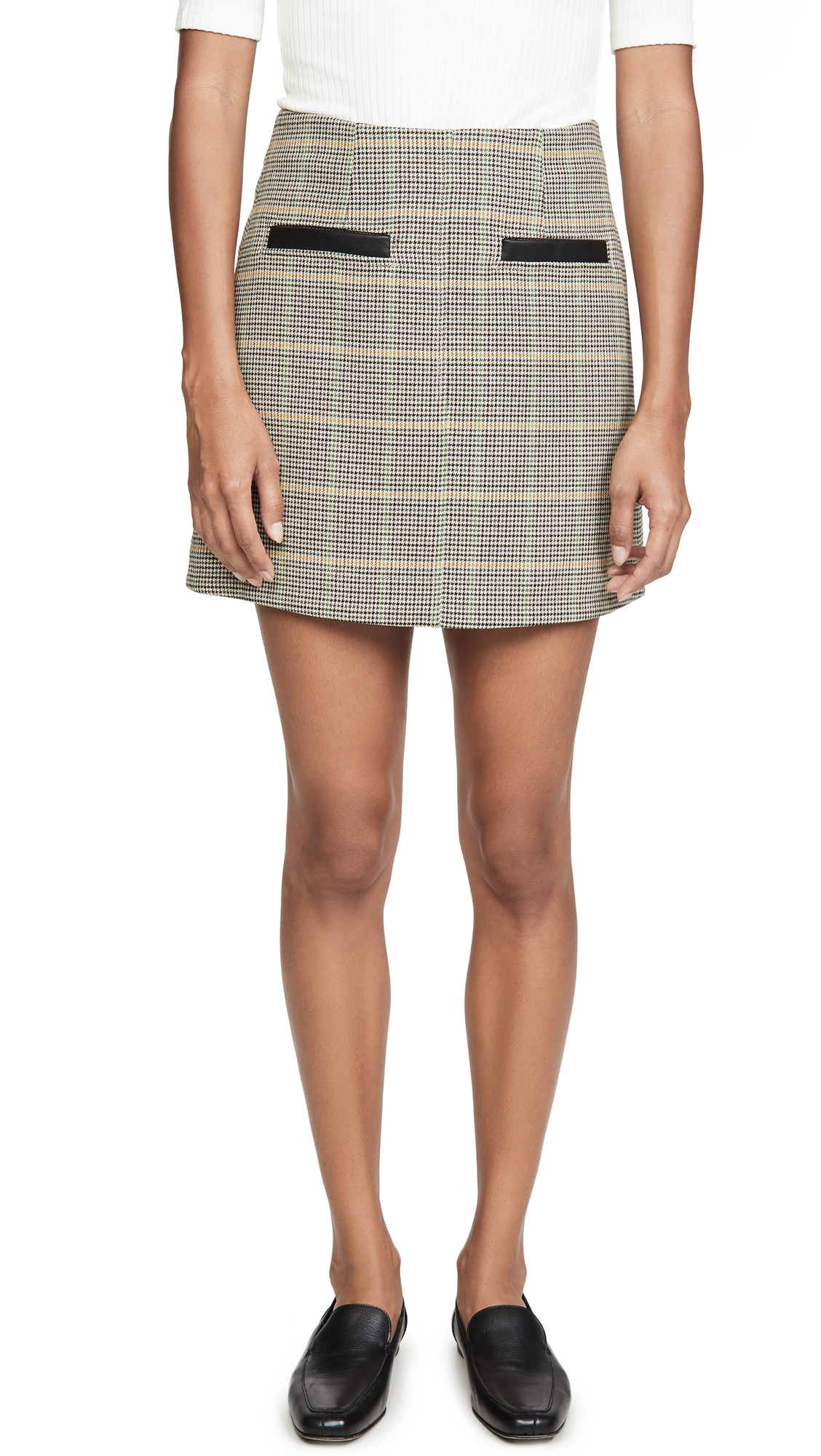 Buy A.L.C. online - photo of A.L.C. Reynolds Skirt