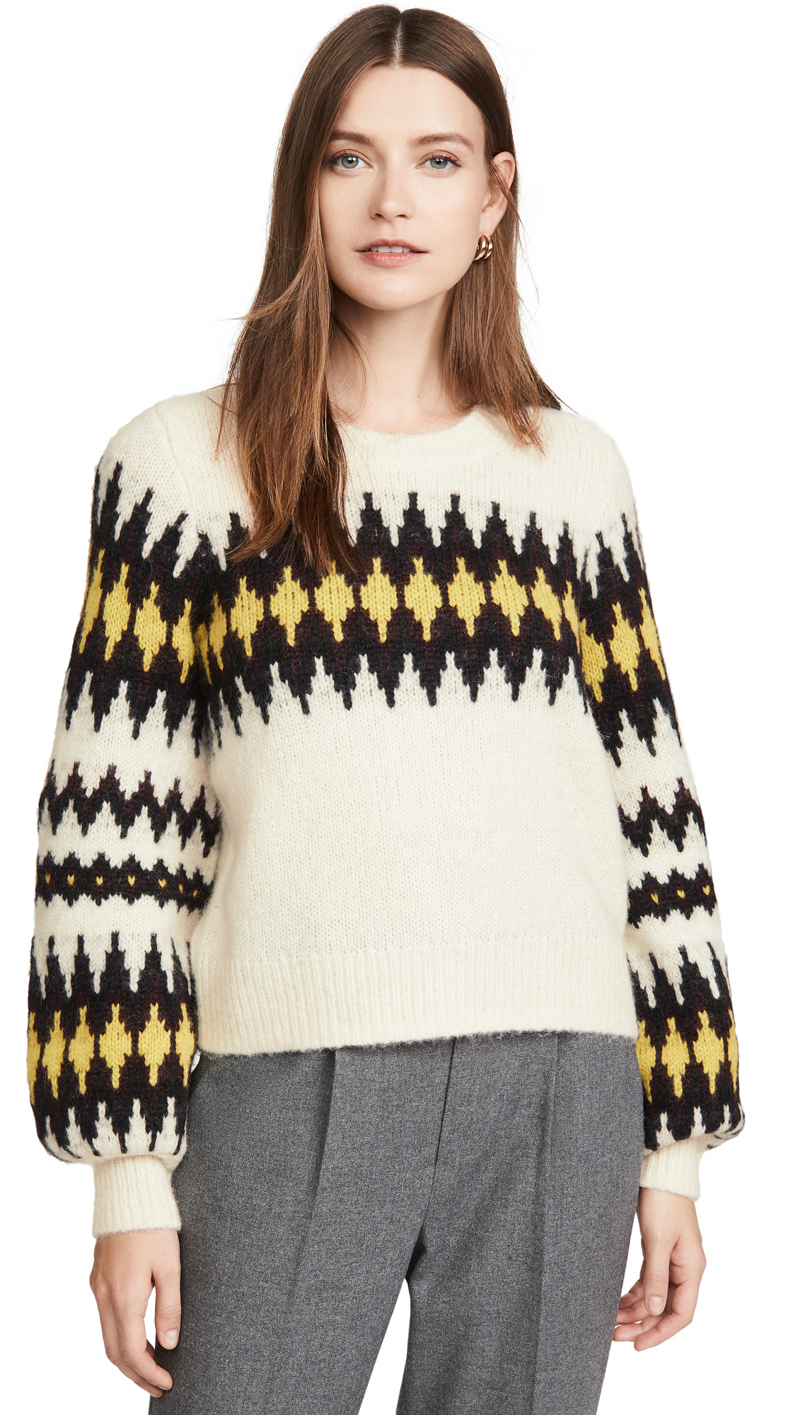 Buy A.L.C. online - photo of A.L.C. Badgley Sweater