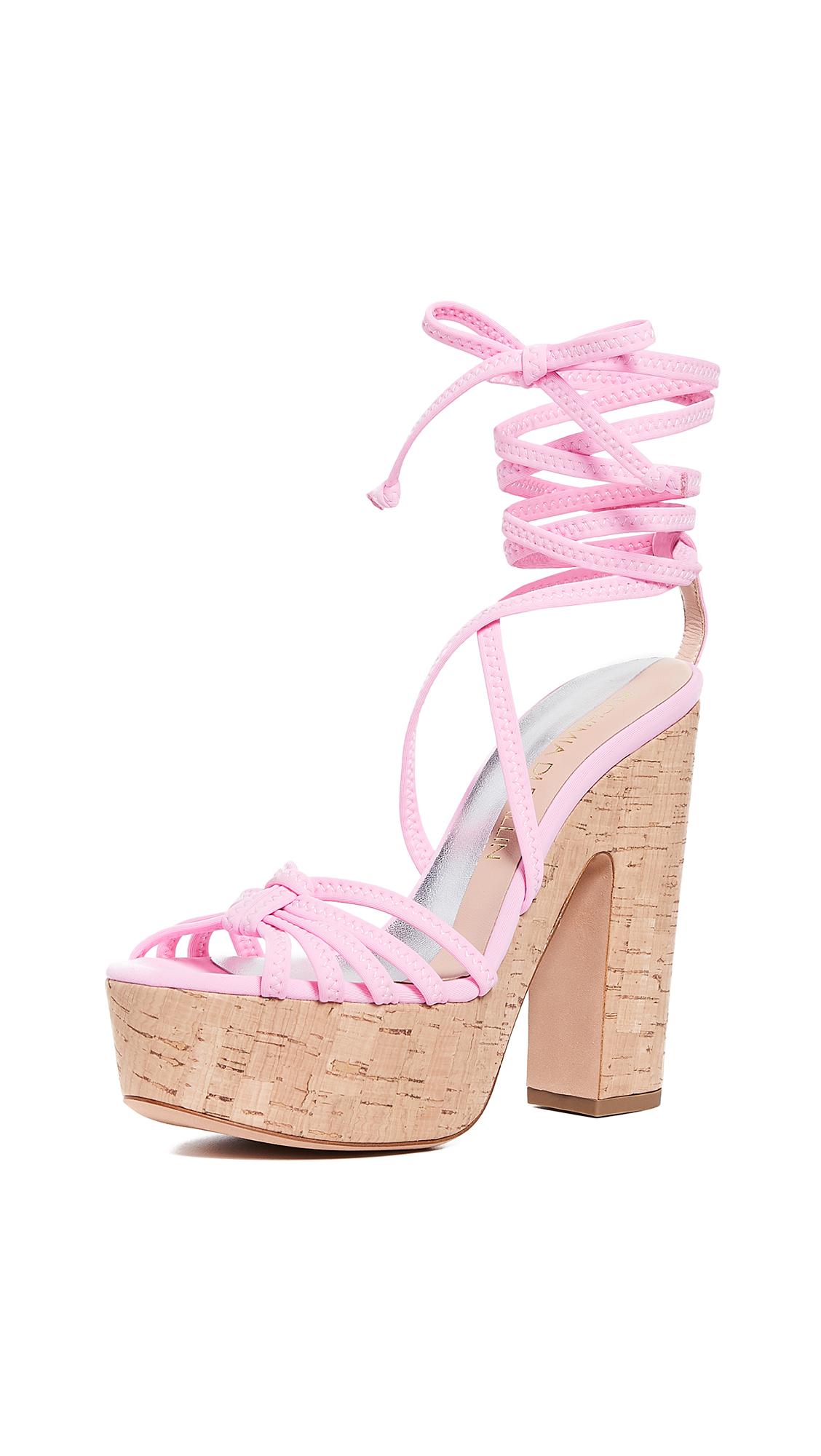 Alchimia di Ballin Bikini Platform Sandals - Barbie Pink