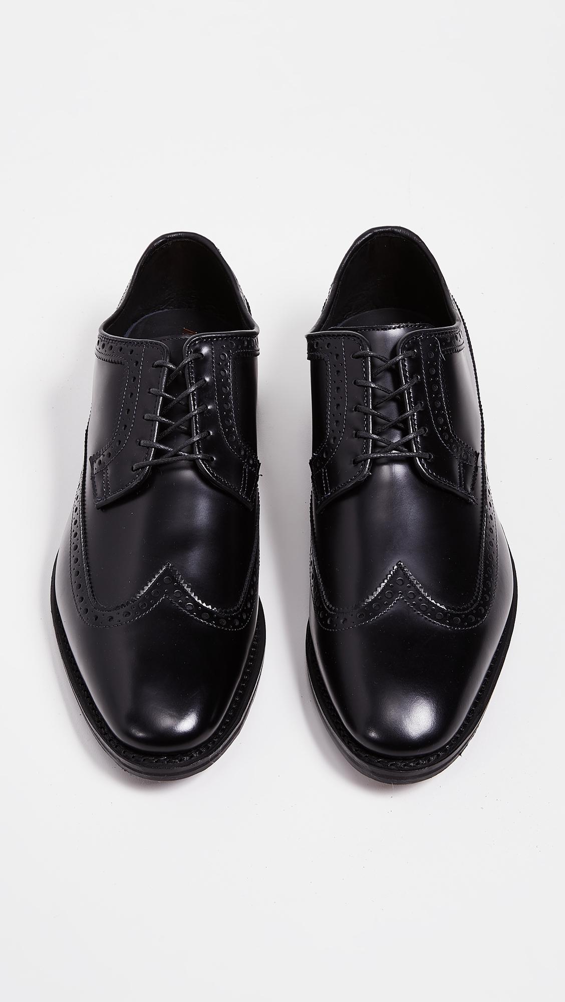 49a054e8a87 Allen Edmonds Greene Street Brogue Shoes