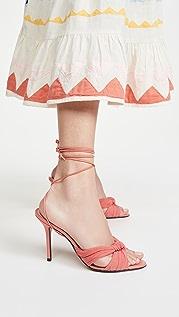 Alevi Milano Vichy 凉鞋