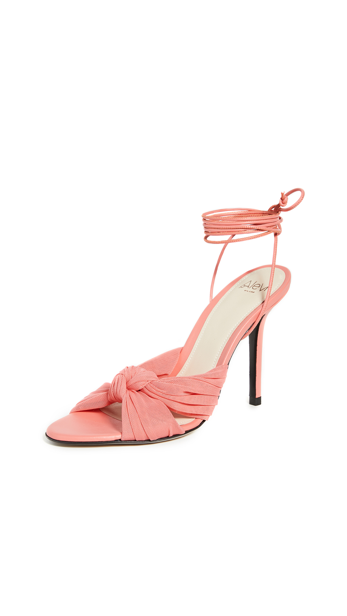 Alevi Milano Vichy Sandals - 60% Off Sale