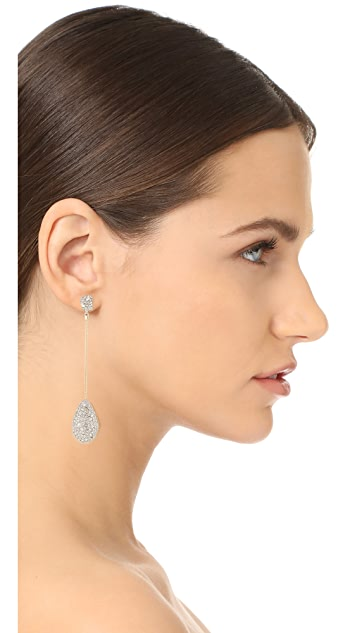Alexis Bittar Crystal Drop Earrings