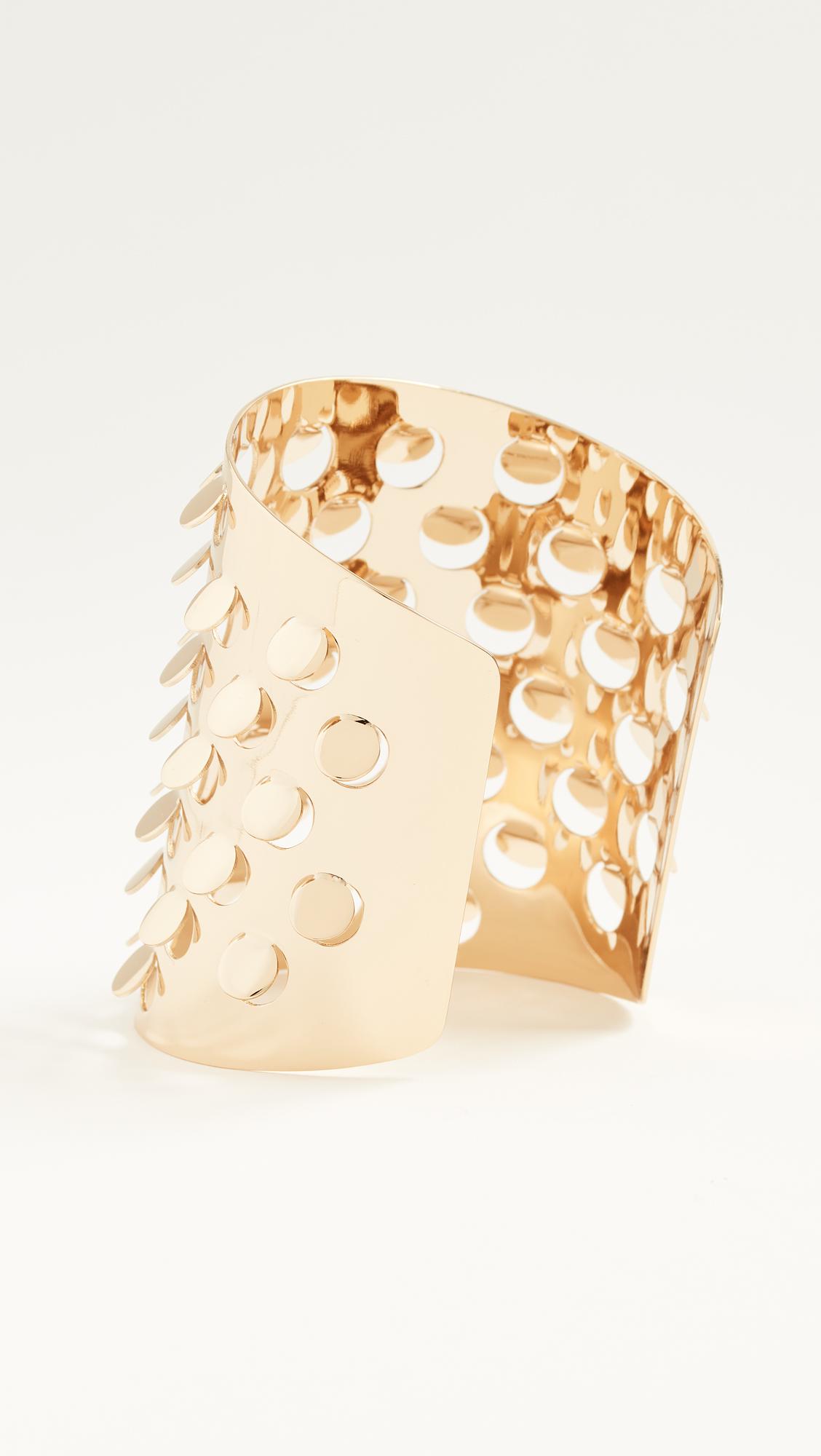 Alexis Bittar Grater Cuff Bracelet Ebl16C