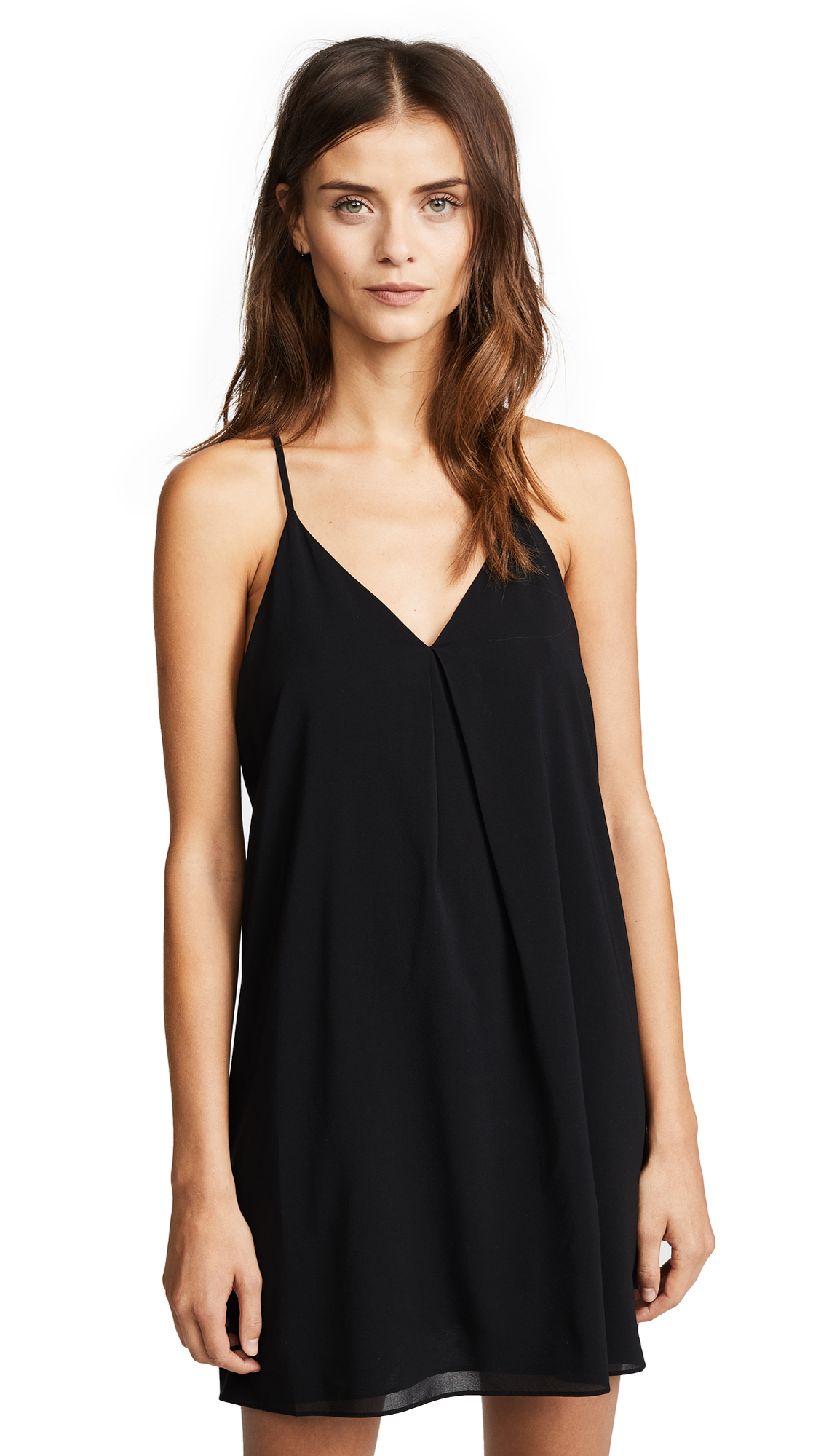 alice + olivia Fierra Dress - Black