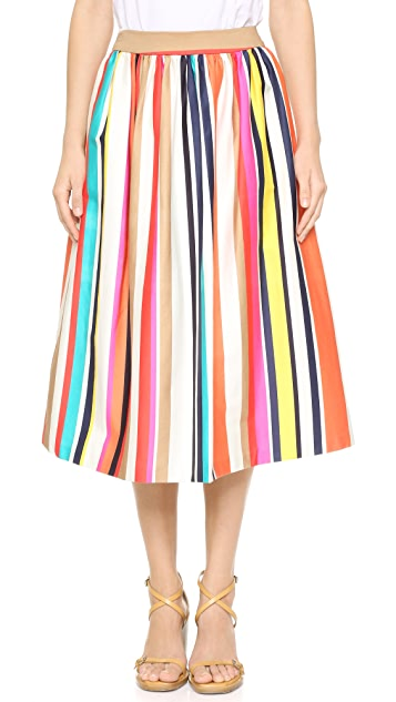 alice + olivia Nikola Full Skirt