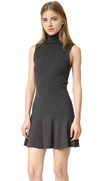alice + olivia Greta Turtleneck Dress at Shopbop