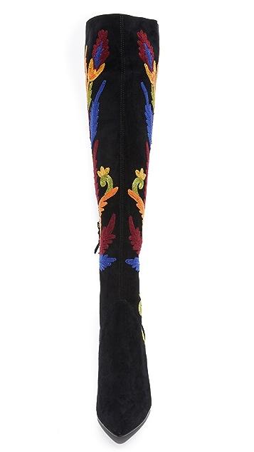 alice + olivia Corin Tall Boots